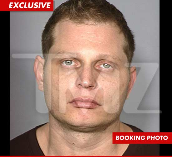 Hip-hop producer Scott Storch mug shot