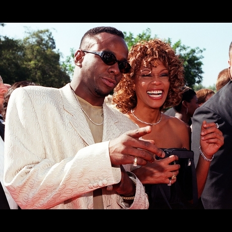 Bobby Brown Whitney Houston Photo Gallery