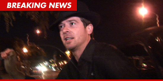 Robin Thicke has been arrested for marijuana possession in New York City