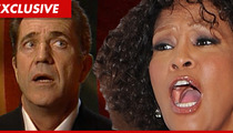 Mel Gibson Invited to Whitney Houston's Funeral