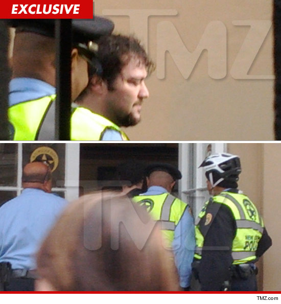 Bam Margera Arrested! He spent Fat Monday in the custody of the New Orleans Police Department.