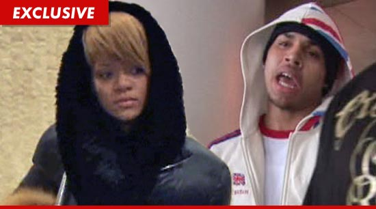 Chris Brown and Rihanna are dangerously close to getting back together.