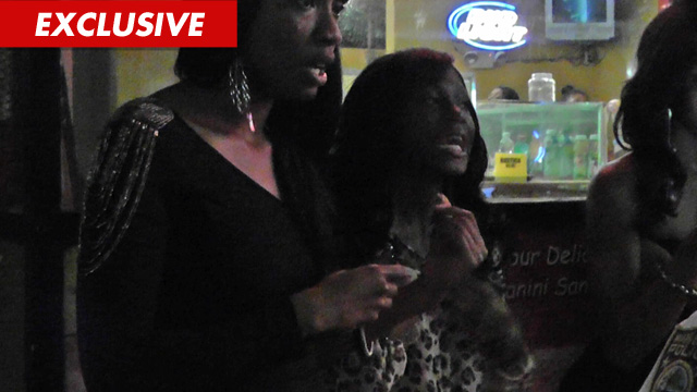 Christal Spann interviewed by police.