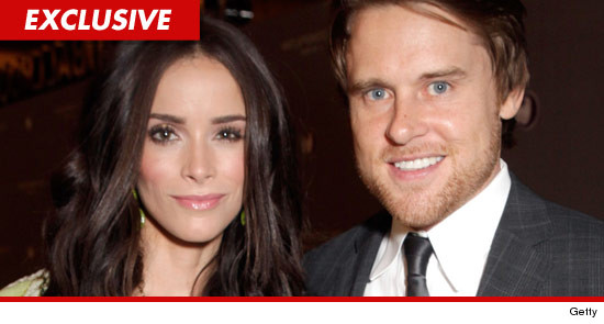 Abigail Spencer has filed for divorce