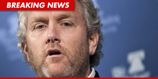 Andrew Breitbart -- founder of the popular news website Breitbart.com -- is dead.