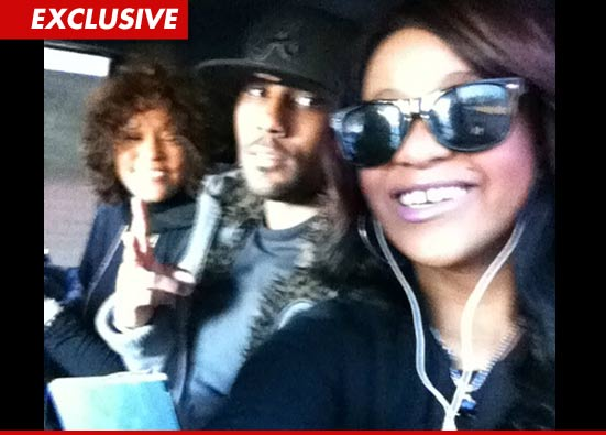 Whitney invited Nick Gordon to live with her and Bobbi Kristina