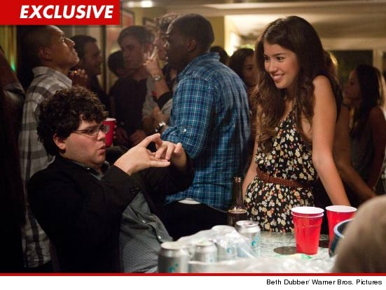 Jonathan Daniel Brown plays JB in Project X