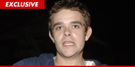 Nick Stahl has been charged with the most heinous crime in the universe.