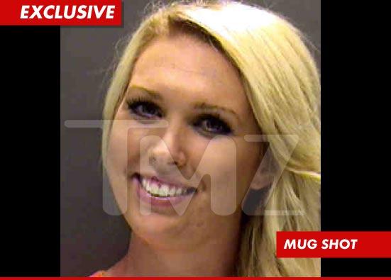 Rachel Connor mug shot