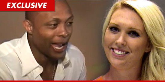 Eddie George is adamant... he is JUST FRIENDS with pro golfer Rachel Connor