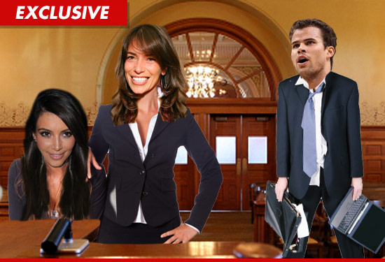 Kris Humphries has filed legal documents in his divorce case appointing himself as his own lawyer