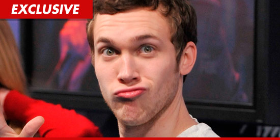 Contestant Phillip Phillips was taken to a medical facility