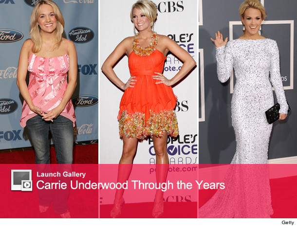 the queen of country carrie underwood turns 29 today carrie has been    Carrie Underwood Body Transformation