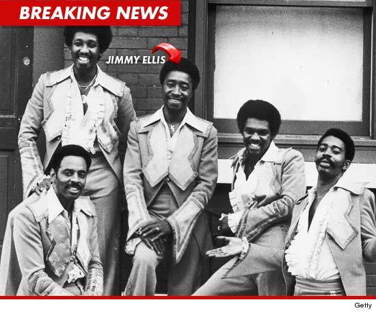 Jimmy Ellis sung lead vocals for The Trammps