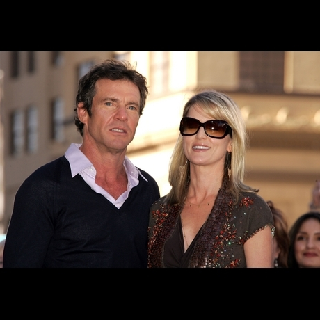 Dennis Quaid Kimberly Buffington Together Photos