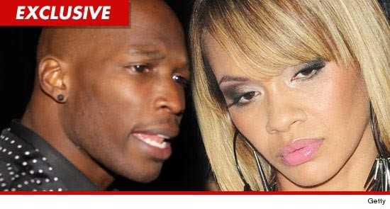 Chad Ochocinco and Evelyn Lozada have signed their deal