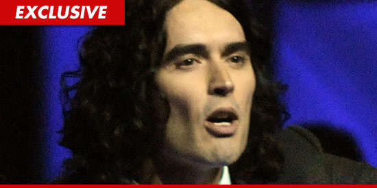 Russell Brand knows ... when you fire an iPhone through an office window...