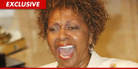 Cissy Houston, mother of Whitney Houston
