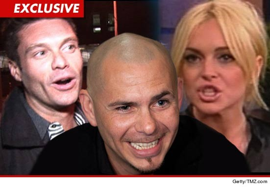 0316_seacrest_pitbull_lohan_tmz_getty_ex