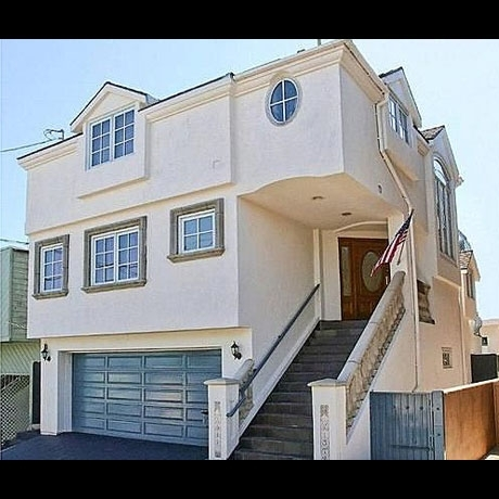 Matt Leinart Beach and Pad football quarterback crib