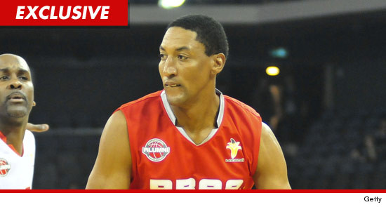 Scottie Pippen has ADMITTED he was a walking financial disaster