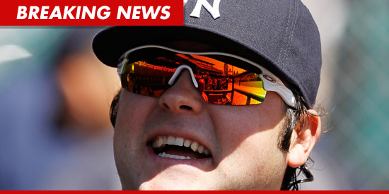 JOBA CHAMBERLAIN -- Trampoline Injury Threatens Baseball Career | TMZ.