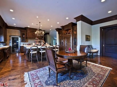 Michael Jackson Carolwood House Inside Photos