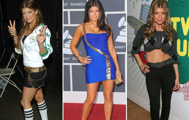 Fergie Turns 37: See Her Sexiest Looks!