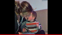 Alicia Silverstone -- I Feed My Baby By Spitting Into His Mouth