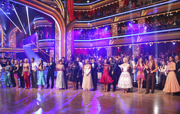 """Dancing with the Stars"" -- First Eliminated Contestant Is ..."