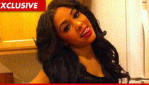 Gia from 'Bad Girls Club' -- My Male Accuser Punched Me in the Face ... TWICE!