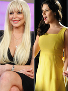 CONFIRMED: Lindsay Lohan and Whoopi Goldberg to Appear on &quot;Glee!&quot;