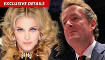 Piers Morgan Bans Madonna from His Show