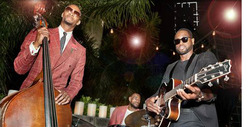 LeBron James, Chris Bosh, Dwyane Wade -- We're a JAZZ Band Now!!!
