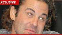 Ex-Korn Drummer David Silveria -- I Drove While Tired ... Not Drunk