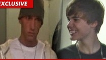 Eminem & Justin Bieber -- Smack in the Middle Of Korean Concert War