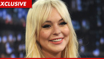 Lindsay Lohan -- I've Conquered Therapy