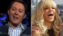 Clay Aiken Disses Rihanna, Reveals Plastic Surgery