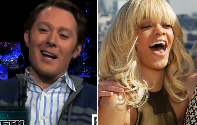 Clay Aiken Disses Rihanna, Reveals Plastic Surgery