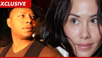 Terrence Howard to Cops: My Wife's Extorting Me, and I Have Her on Tape!