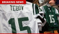 Tim Tebow -- Nike Sues Reebok Over Merchandising Rights