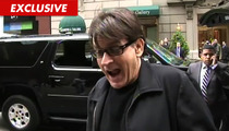 Charlie Sheen -- I WOULDA Bought the Dodgers ... If I Had the Money