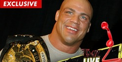 Wrestler Kurt Angle Injures Hamstring -- Olympic Run in Jeopardy