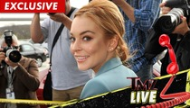 Lindsay Lohan -- I Finally Realized My Life Was Falling Apart