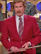 Video: Will Ferrell Announces &quot;Anchorman 2&quot; as Ron Burgundy!