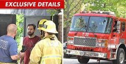 Katherine Heigl -- Firefighters Rush to L.A. Home Over Steamy Affair