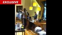 Dennis Rodman Makes It RAIN in Vegas -- Who's Broke NOW?!?! [VIDEO]