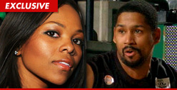 &#039;Basketball Wives&#039; Star Kenya Bell -- Accused of Spending $110,000 on Plastic Surgery