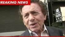Jackie Mason to Cops: My Girlfriend ATTACKED Me