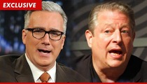 Keith Olbermann -- I'm Suing Al Gore's Ass